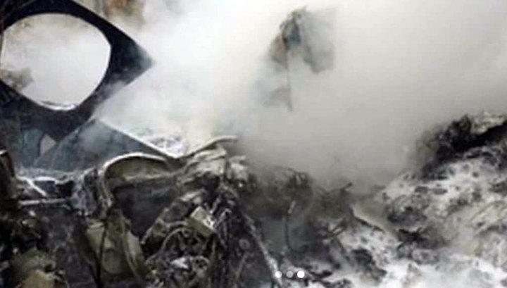 Семьям погибших летчиков вертолета Ми-8 окажут материальную помощь