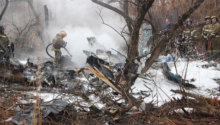 Крушение Ми-8: в Хабаровском крае объявлен траур