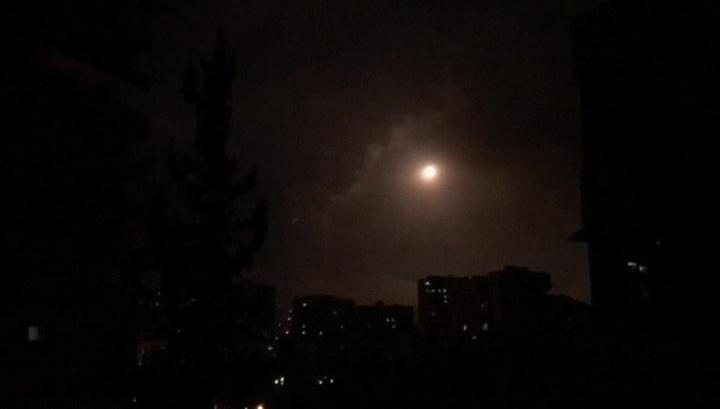 Дамаск: погибших в результате ракетного удара по Сирии нет