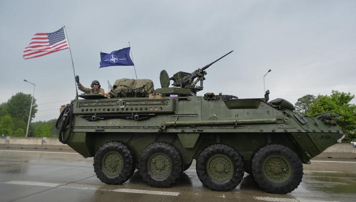 """Вашингтон прикрывается Россией ради наращивания """"военных мускулов"""""""