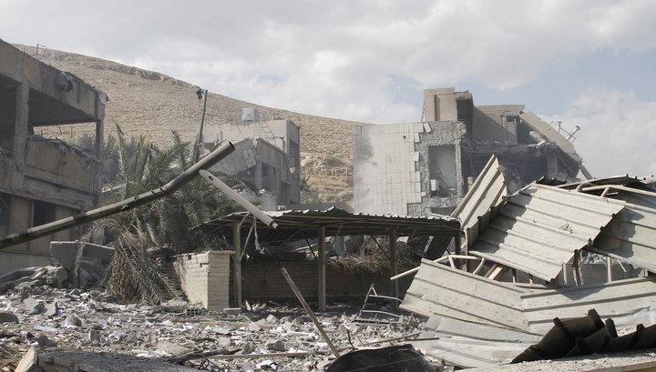 Заявления США далеки от истины. Российские военные проанализировали последствия ударов коалиции по Сирии