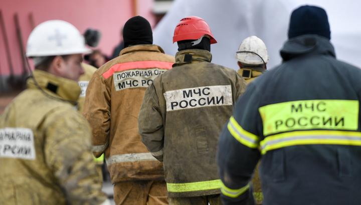 Из-за пожара в подвале в центре Москвы эвакуируют 25-этажку