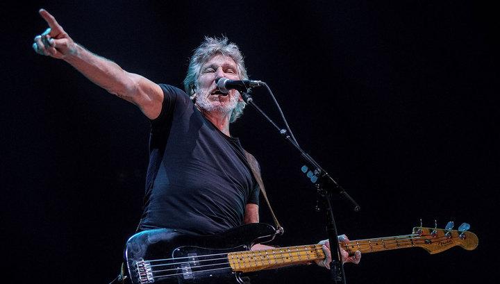 Основателя Pink Floyd обвинили в антиукраинской пропаганде