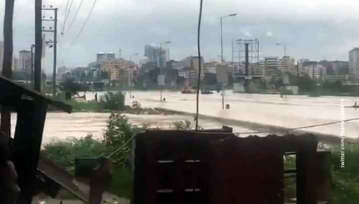 Ливни и наводнения в Танзании: девять человек погибли