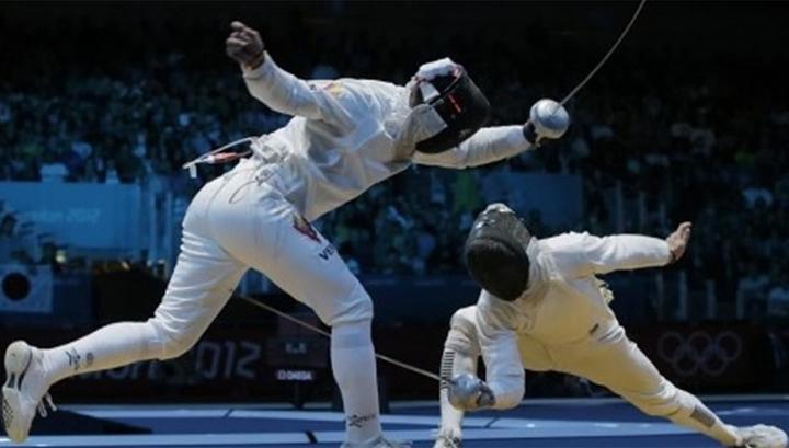 Сборная России завоевала золото чемпионата Европы по фехтованию