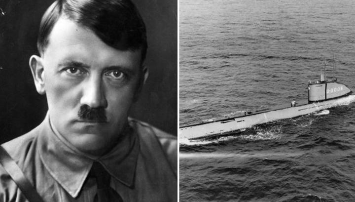 Hitlerin qaçdığı sualtı tapılıb: Fürrer sağ imiş?