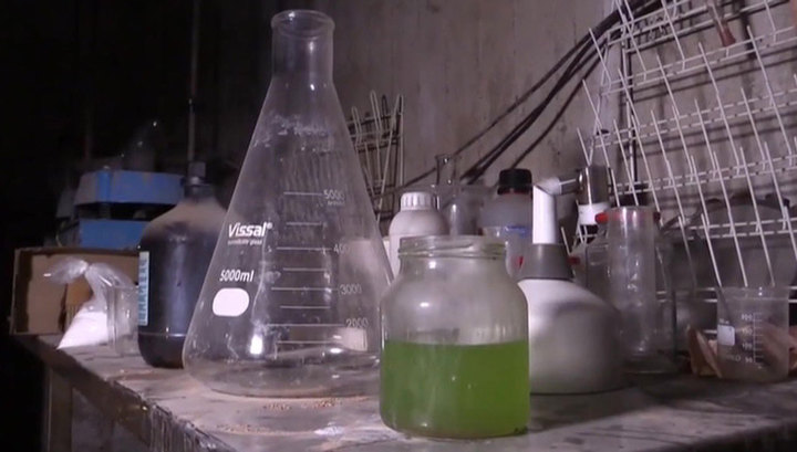Бельгия незаконно поставляла в Сирию вещество для производства зарина