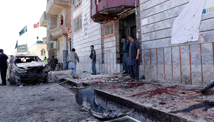 Смертник убил 48 и ранил 112 человек в Кабуле