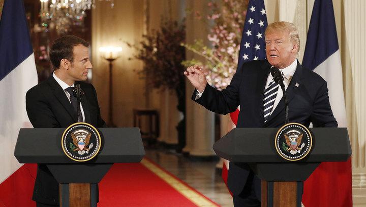 Трамп заявил, что США хотели бы уйти из Сирии
