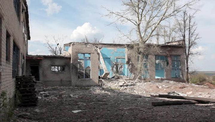 Двое мирных граждан ДНР погибли под артобстрелом со стороны Украины