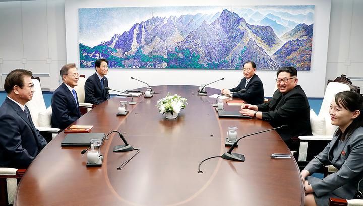 На межкорейских переговорах объявлен перерыв