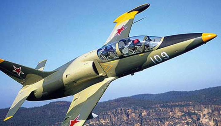Найдены фрагменты тел летчиков упавшего Л-39