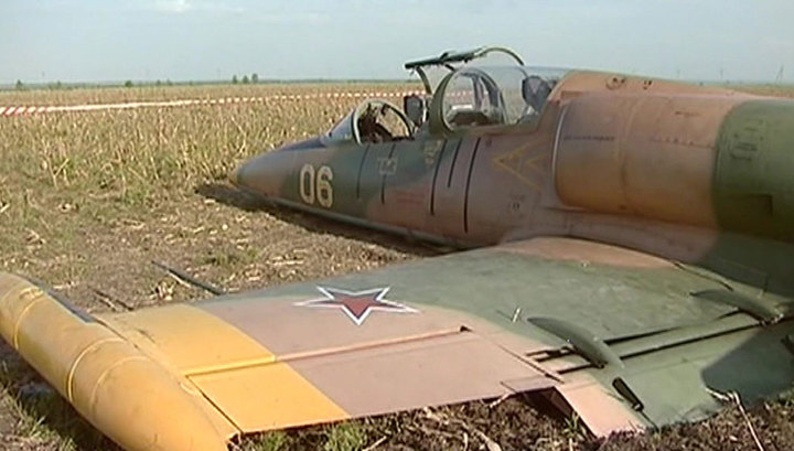Курсанта, посадившего самолет без двигателя и шасси, наградили Орденом Мужества