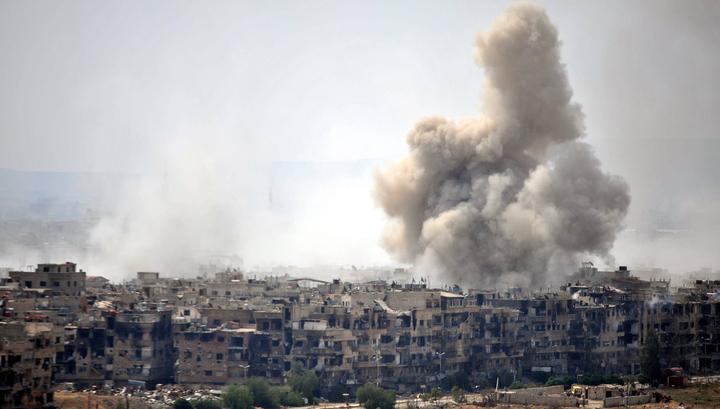 Погибли женщины и дети: коалиция ударила по сирийскому рынку
