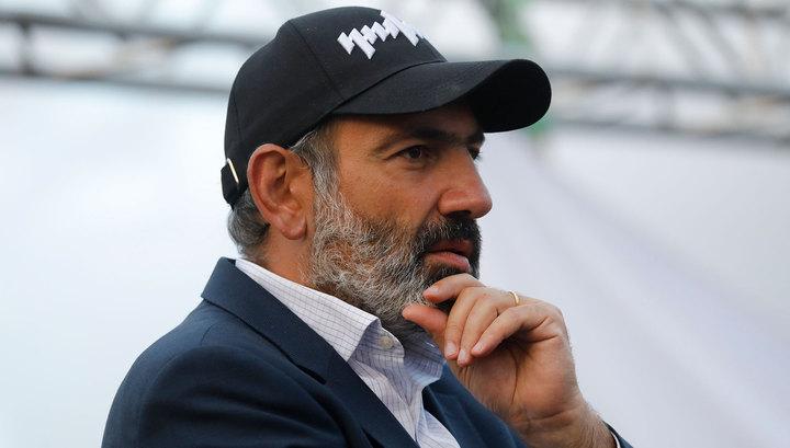 Пашинян повторно выдвинут в премьер-министры Армении
