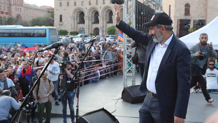 Пашинян убирает старых глав полиции и нацбезопасности