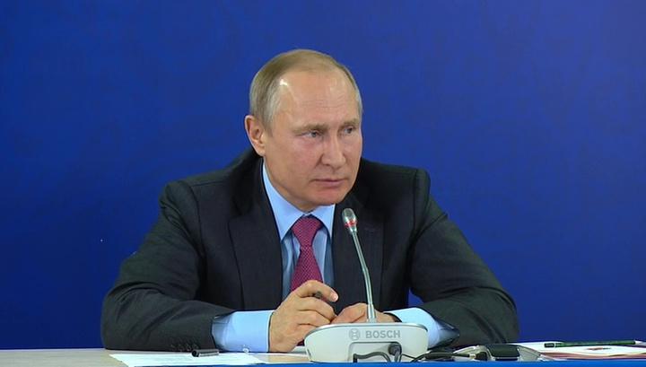 Путин поручил правительству проработать вопрос строительства моста на Сахалин