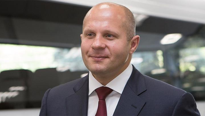 Федор Емельяненко возглавил наблюдательный совет Союза ММА России