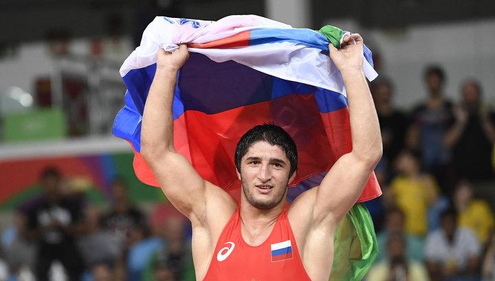 Олимпийский чемпион Садулаев выступит на чемпионате Европы по борьбе
