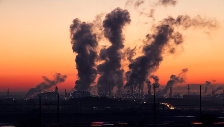 За последние 60 лет концентрация углекислого газа в атмосфере нашей планеты увеличилась на 30%.
