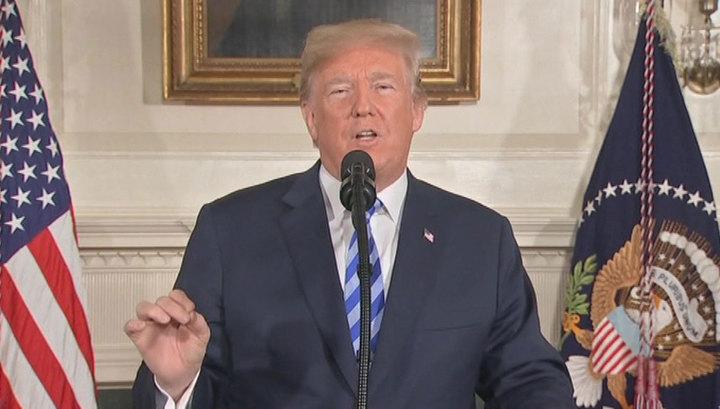 5 февраля Трамп выступит с посланием к конгрессу