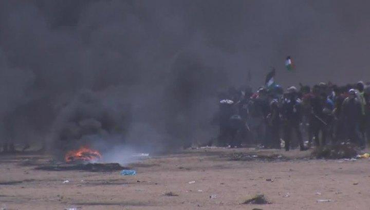 В столкновениях с израильской армией погибли уже 38 палестинцев