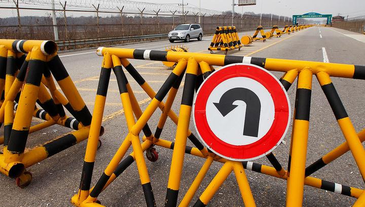 В КНДР начался демонтаж ядерного полигона