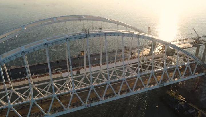 Канада осудила открытие Крымского моста, назвав его нарушением суверенитета Украины