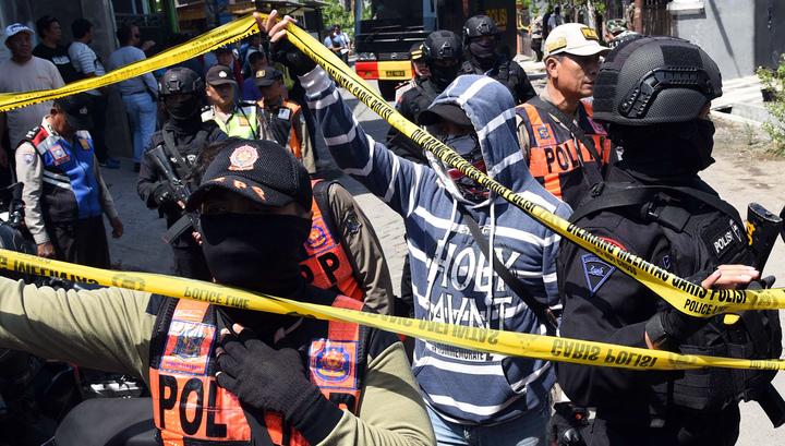 В Индонезии идут задержания организаторов беспорядков в Джакарте