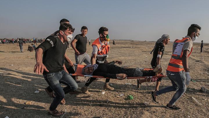 Сектор Газа: беспорядки не утихают, количество жертв увеличивается