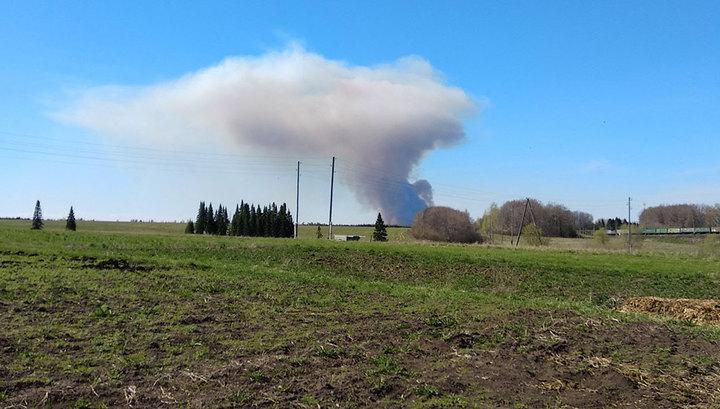 Единичная детонация: из Пугачева эвакуировано 2 тысячи жителей