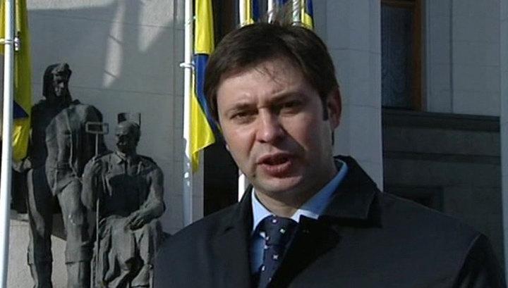 Кирилла Вышинского арестовали на два месяца