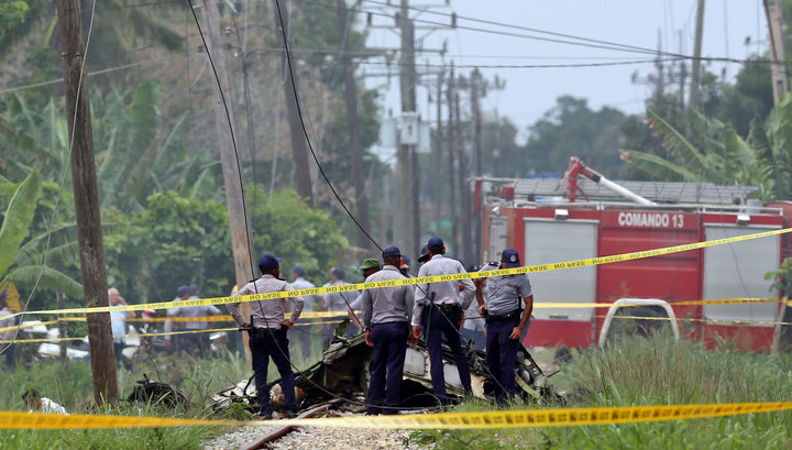 Авиакатастрофа на Кубе: скончалась еще одна выжившая