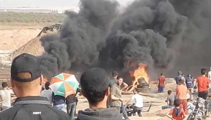 """""""Я здесь ради Иерусалима"""": под пули израильтян встают старики, женщины и дети"""