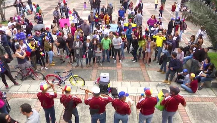 На выборах президента Венесуэлы лидирует Николас Мадуро
