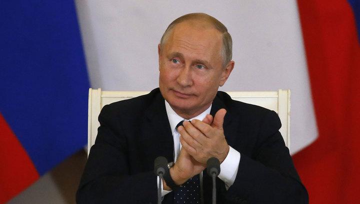 Путин: перекрестные годы повысят доверие между россиянами и японцами