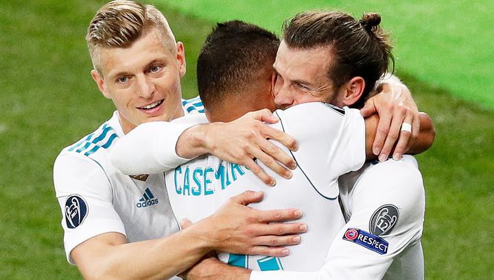 """Мадридский """"Реал"""" стал победителем Лиги чемпионов"""