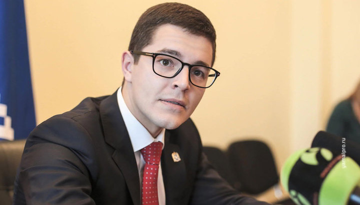 Дмитрий Артюхов стал врио главы ЯНАО