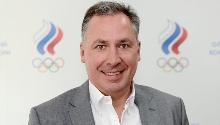 Станислав Поздняков возглавил Олимпийский комитет России