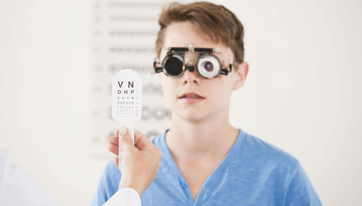 методы коррекции зрения при близорукости