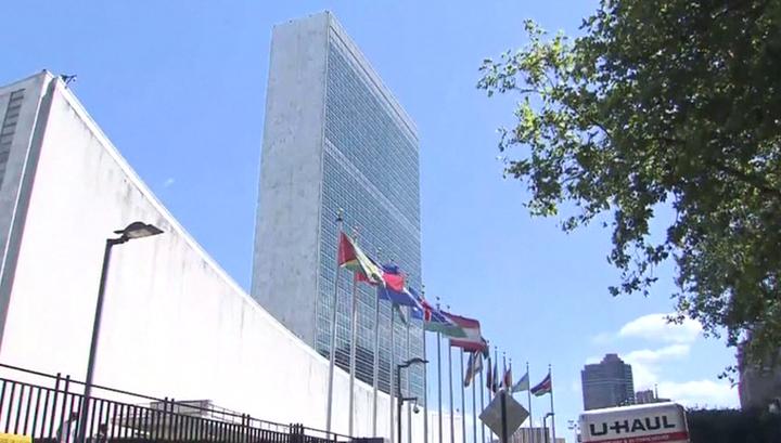 Россия с 1 июня председатель в Совбезе ООН
