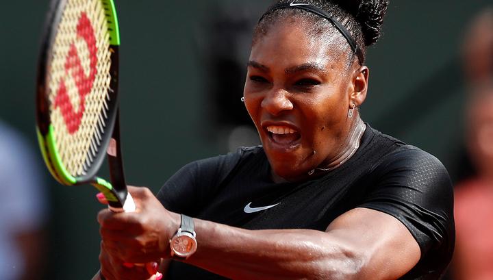 Серена Уильямс разгромила Даяну Ястремскую в третьем круге Australian Open