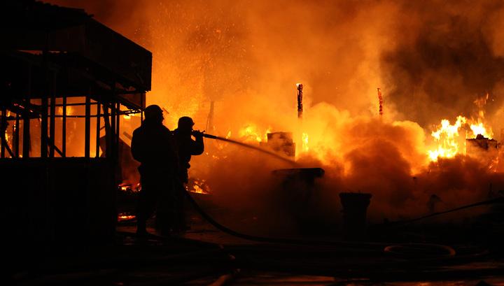 Пожар в Пермском крае унес жизни 6 человек