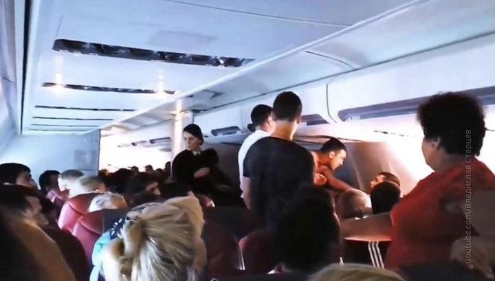 Авиакомпании получили право не пускать дебоширов в самолет