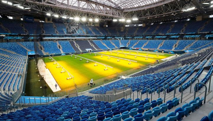 Билет на чемпионат Европы-2020 в Санкт-Петербурге можно приобрести за 50 евро
