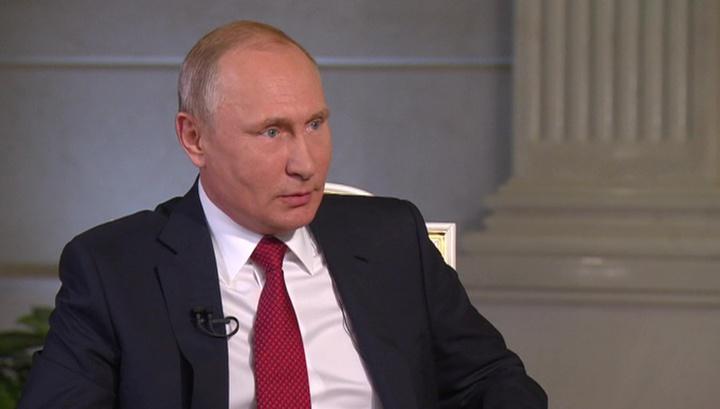 Путин о санкциях: незаконные ограничения будут постепенно сниматься