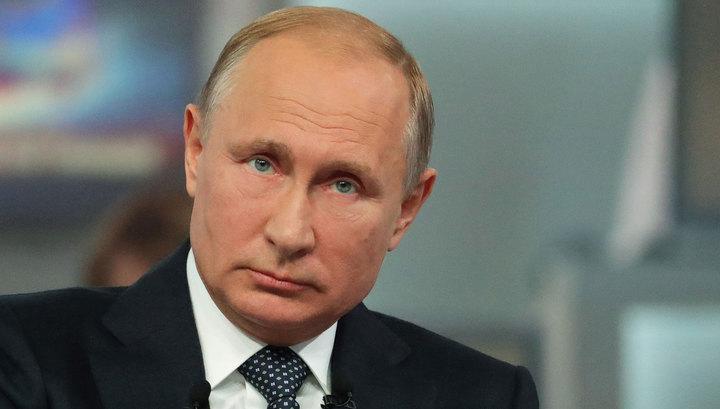 """Путин дал поручения по итогам """"Прямой линии"""""""