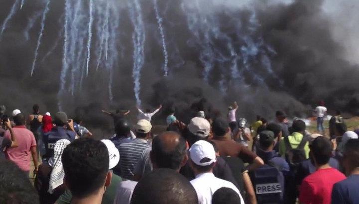 Сектор Газа: в столкновениях с израильтянами погибли четыре палестинца