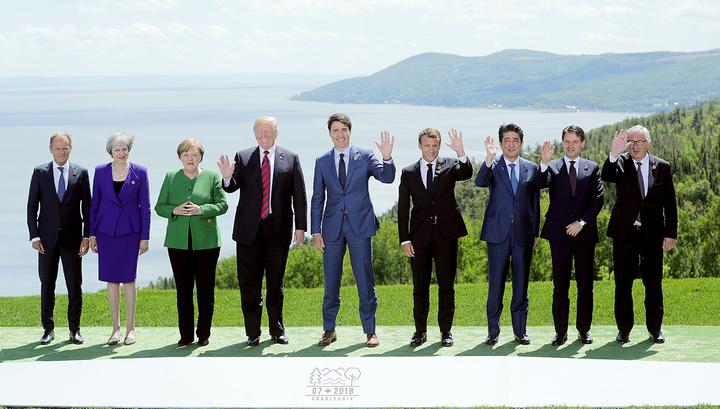 G7: Россия должна участвовать в расследовании крушения малазийского