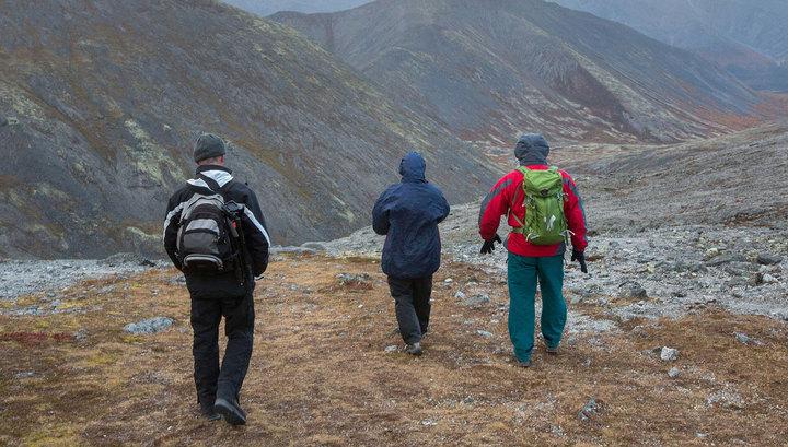Российские туристы выведены из горного ущелья в Казахстане